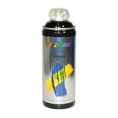 Smalto spray DUPLI COLOR nero lucido 0.0075 L