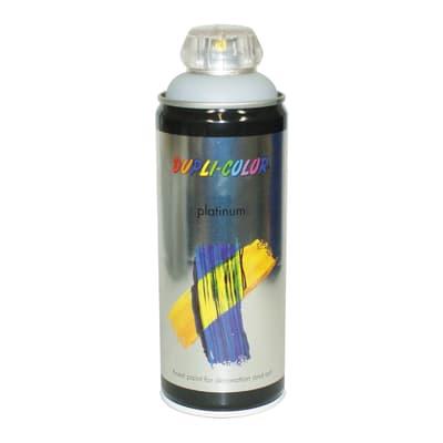Spray DUPLI COLOR grigio argento lucido 0.4 L