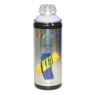 Smalto spray lilla platinum satinato 0.0075 L