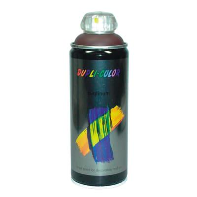 Spray DUPLI COLOR marrone cioccolato lucido 0.4 L