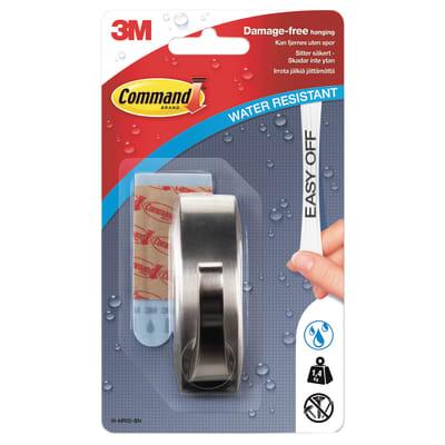 Gancio adesivo COMMAND WMR02BN per quadri