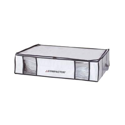 Scatola salva spazio con custodia Compactor L 65 x P 50 x H 15.5 cm