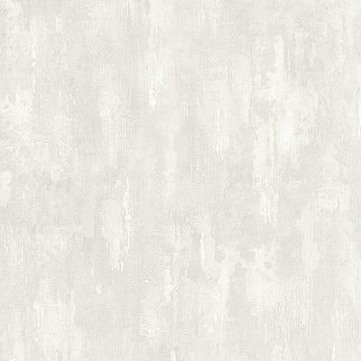 Carta da parati Cemento bianco