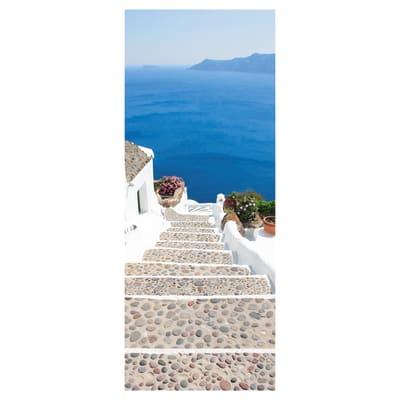 Sticker Greece 9x96 cm