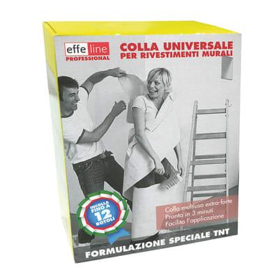 Colla per rivestimento murale polvere per carta da parati 0.25 kg