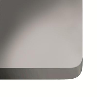 Piano cucina su misura in dekton Ventus grigio opaco , spessore 2 cm
