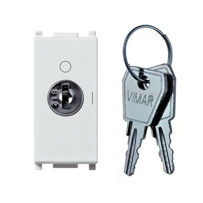 Interruttore VIMAR Plana 16 A bianco