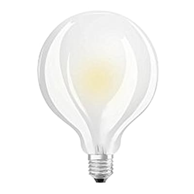 Lampadina LED filamento, E27, Globo, Opaco, Luce calda, 11.5W=1521LM (equiv 100 W), 330° , OSRAM