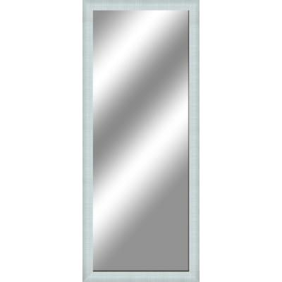Specchio Sibilla rettangolare bianco 50x150 cm