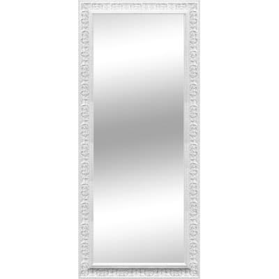 Leroy Merlin Specchi Da Parete.Specchio Venere Rettangolare Bianco 40x125 Cm Prezzi E