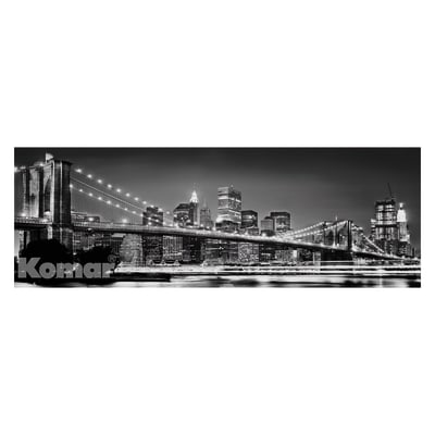Foto murale KOMAR Brooklyn bridge 127.0x368.0 cm