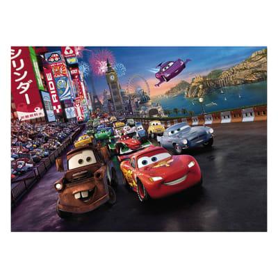 Foto murale KOMAR Disney race 254.0x184.0 cm