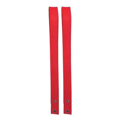 Reggimensola Feltro L 102 x H 102 cm rosso