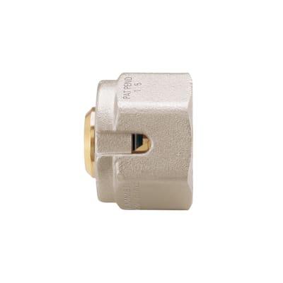 Adattatore per tubo in rame per collettori Emmeti Ø 16 mm