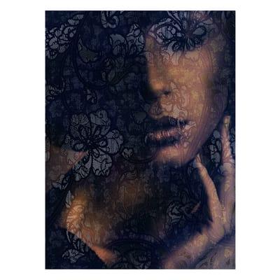Foto murale KOMAR Lace 184.0x248.0 cm