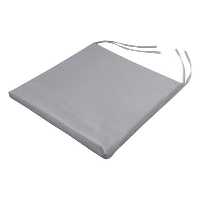 Cuscino per sedia Basica grigio 38x38 cm