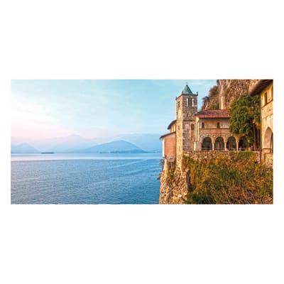 Pannello decorativo Lago Maggiore 210x100 cm
