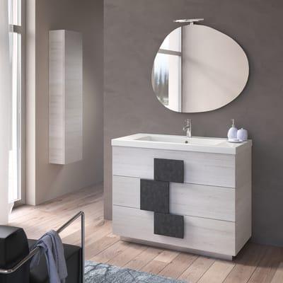 Colonna L 35 x P 22 x H 150 cm legno laminato