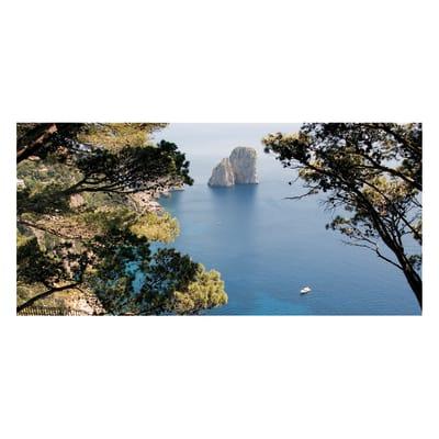 Pannello decorativo Capri 210x100 cm