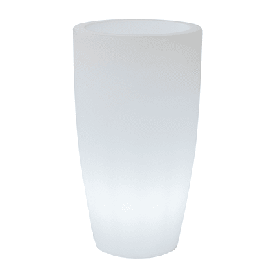Lampada da esterno Bambu H70cm, in plastica, luce bianco, E27 NEWGARDEN