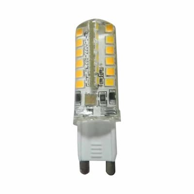 Lampadina LED G9 specifico bianco caldo 3W = 250LM (equiv 25W) 300° LEXMAN