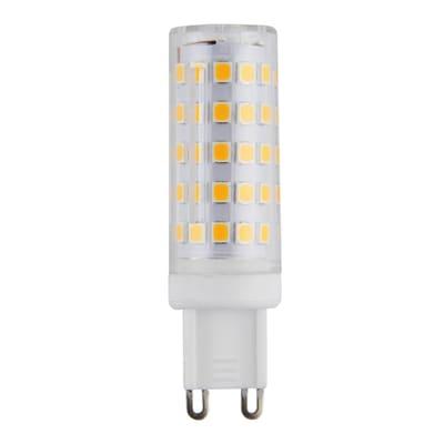Lampadina LED G9 capsula bianco caldo 6W = 630LM (equiv 60W) 360°