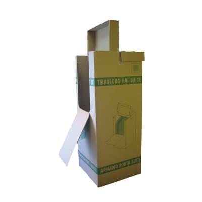 Scatola da imballaggio L 50 x H 120 x P 50 cm