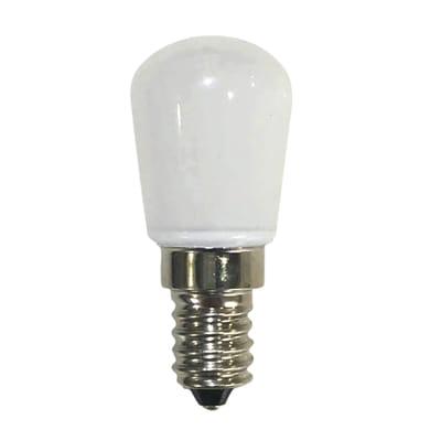 Lampadina LED, E14, Bulbo, Smerigliato, Luce naturale, 1.1W=91LM (equiv 10 W), 240° , LEXMAN