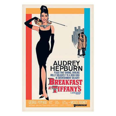 Poster Tiffany 61x91.5 cm