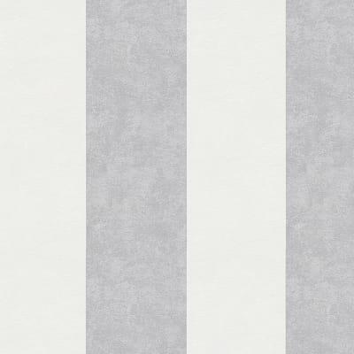 Carta da parati Daino grigio e argento