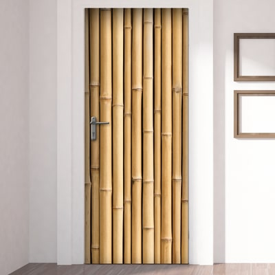 Sticker Bamboo 9x96 cm