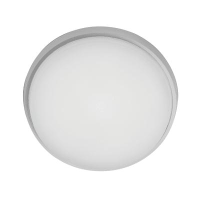 Plafoniera Selene LED integrato in alluminio, bianco, 25W 2300LM IP54