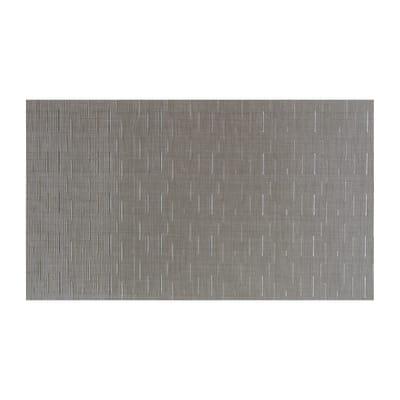 Passatoia Industry , beige, 50x50 cm