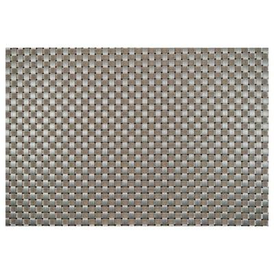 Passatoia Industry grigio 50x20 cm