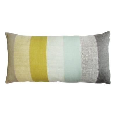 Cuscino INSPIRE Woven multicolor 70x35 cm