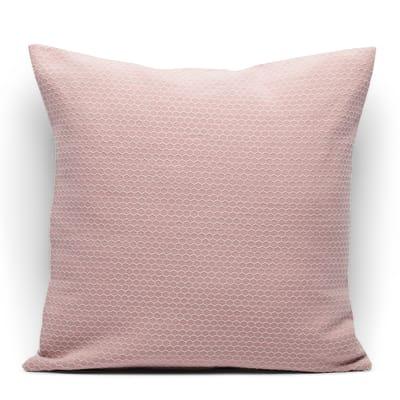 Fodera per cuscino AIDA rosa 60x60 cm