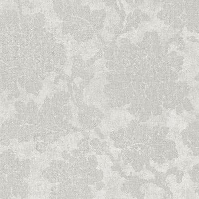 Carta da parati Provenza grigio e argento
