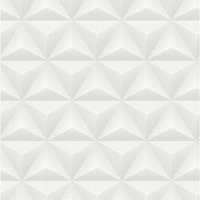 Carta da parati 3D grigio