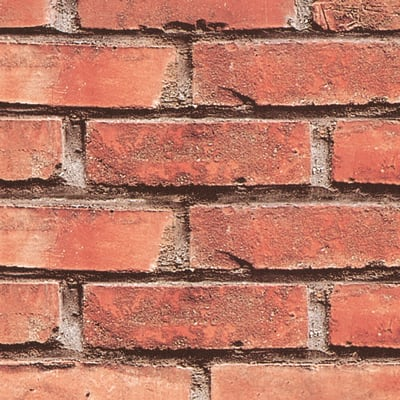 Pellicola Brick multicolore 0.675x2 m