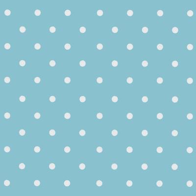 Pellicola Pois blu 0.45x2 m