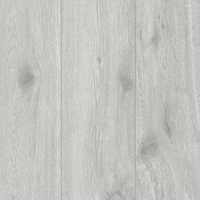Carta da parati Plank grigio
