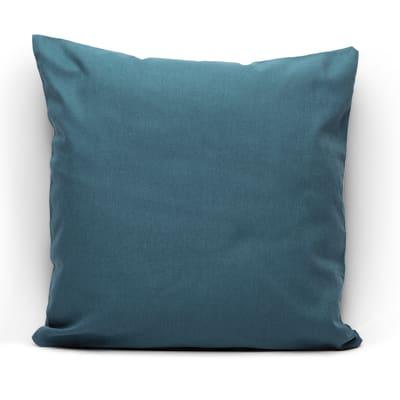 Fodera per cuscino Atollo blu 40x40 cm
