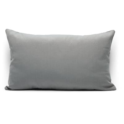 Fodera per cuscino INSPIRE Elema grigio 30x50 cm