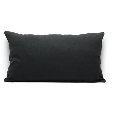 Fodera per cuscino INSPIRE Elema nero 30x50 cm