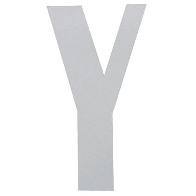 Lettera Y adesivo, 5 x 3.5 cm