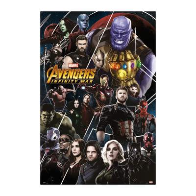 Poster Avengers infinity war 61x91.5 cm