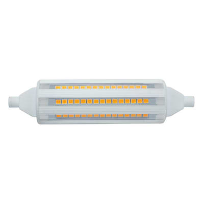 Lampadina LED R7S, 118 mm lineare bianco 19W = 2230LM (equiv 150W) 360°