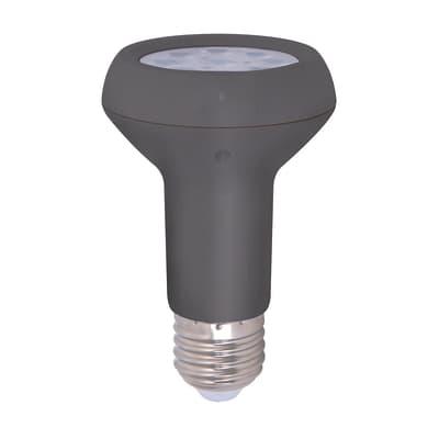 Lampadina LED, E27, Faretto, Trasparente, Luce fredda, 4W=207LM (equiv 40 W), 33° , LEXMAN
