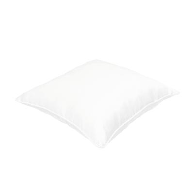 Cuscino INSPIRE Newsilka bianco 45x45 cm
