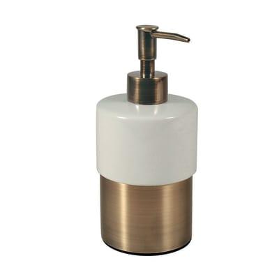 Dispenser sapone Modena bianco